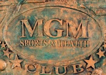 Mgm Sports Club And Stadium