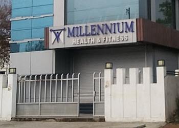 Millennium Health & Fitness
