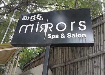 Mirrors Luxury Salons