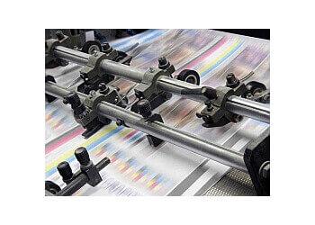 Modern Printing Press And Stationery