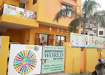 Montessori World Pre School