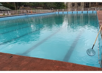 NFR Officers Club Swimming Pool