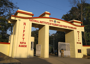 National Institute of Foundry & Forge Technology (NIFFT)