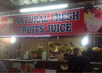 Natural Fresh Fruit & Juice