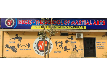 Negis The School Of Martial Arts