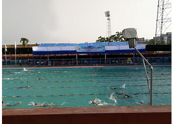 Nehru Stadium Swimming Pool