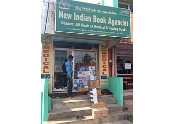 New Indian Book Agencies