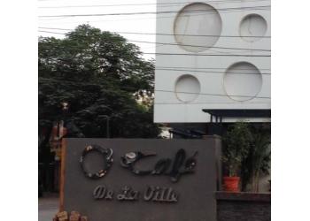 O2 The Cafe De La Ville