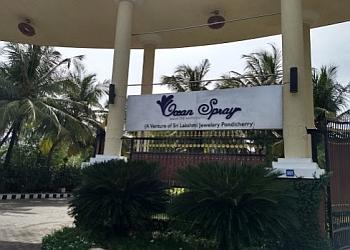Ocean Spray Beach Resort In Ecr