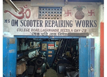 Om Scooter & Bike Repairing Works
