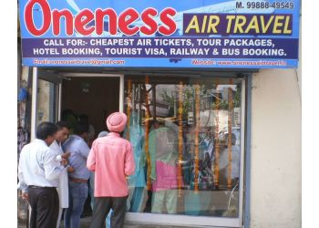 Oneness Air Travel