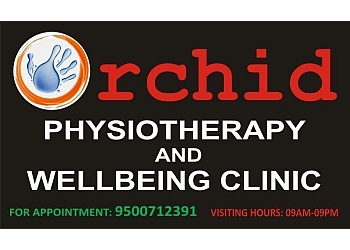 Orchid Physiotherapy and wellbeing clinic
