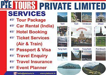 PIE TOURS PVT LTD