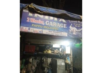 Pappu mechanic of two Wheeler