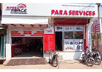 Para Services SpeedForce