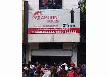 Paramount Coaching