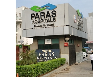 Paras Hospital Blood Bank
