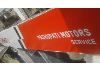 Pashupati Motors Workshop