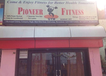 Pioneer Fitness Gym