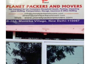 Planet Packers Movers