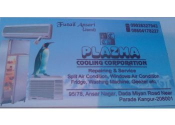 Plazma Cooling Corporation