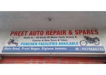 Preet Auto Repair & Spares
