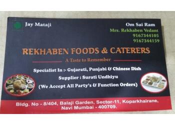 REKHABEN FOODS & CATERERS