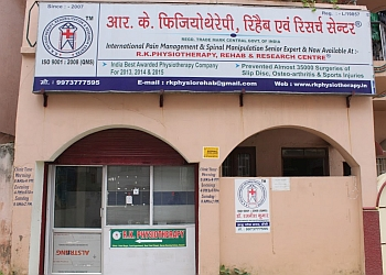 R K Physiotherapy