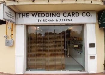 ROHAN & APARNA WEDDING INVITATIONS