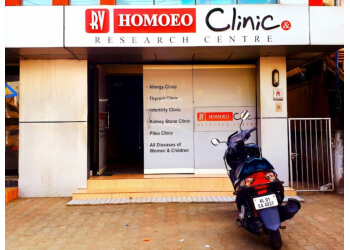 RV Homoeo Clinic & Research Centre