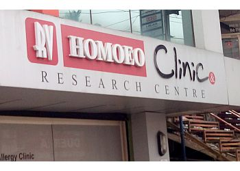 RV Homoeo Clinic and Research Centre