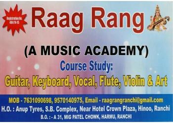 Raag Rang Music Academy