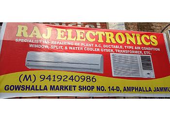 Raj Electronics jammu