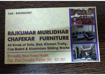 Rajkumar Murlidhar chafekar furniture