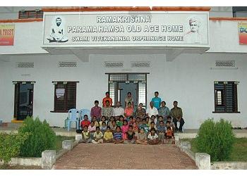 Rama Krishna Paramahamsa Old Age Home