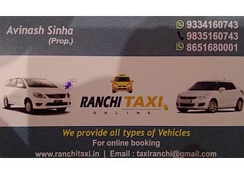 Ranchi Taxi Cab