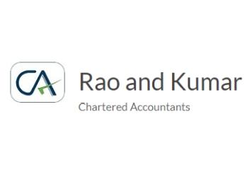 Rao and Kumar Chartered Accountants