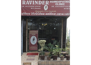 Ravinder Homeopathy Clinic