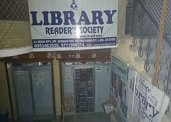 Reader's Society Library