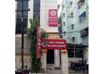 Red Cross Blood Bank