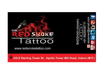 Redsmoke tattoo studio