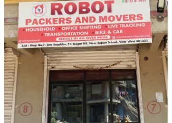 Robot Packers and Movers