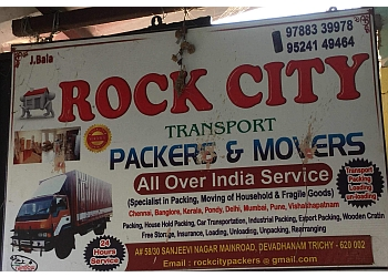 RockCity Packers & Movers Transport