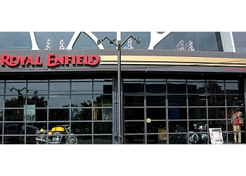 Royal Enfield Showroom(Oxina Motors)