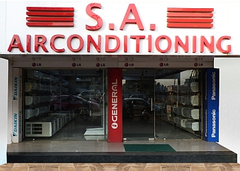 S.A.Airconditioning