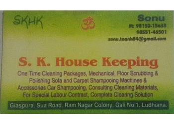 S.K. House Keeping