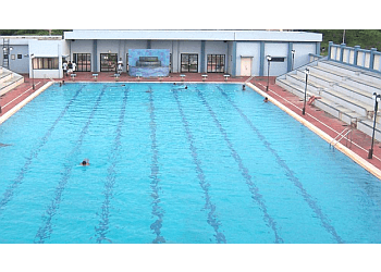 S M World Swimming Pool