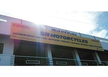 3 Best Motorcycle Repair Shops in Tiruchirappalli