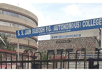 S.S. Jain Subodh P.G. (Autonomous) College