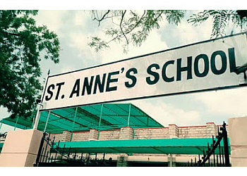 ST. ANNE'S SCHOOL